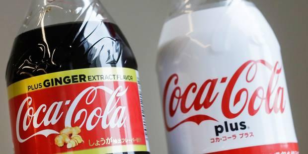 Coca-Cola : plongeon de 60% des bénéfices au deuxième trimestre mais la société reste optimiste - La Libre