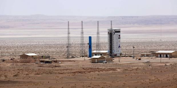 La tension monte entre les États-Unis et l'Iran après le test d'un lanceur de satellites - La Libre
