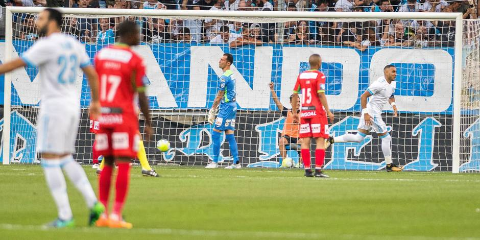 Europa League : Marseille trop fort pour Ostende, Gand surpris par Altach (VIDEO)