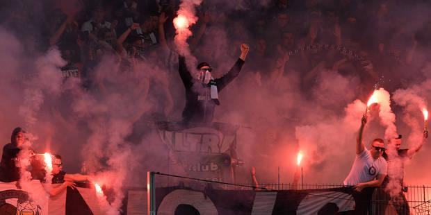 Hooliganisme: 870 interdits de stade en Belgique ! - La Libre