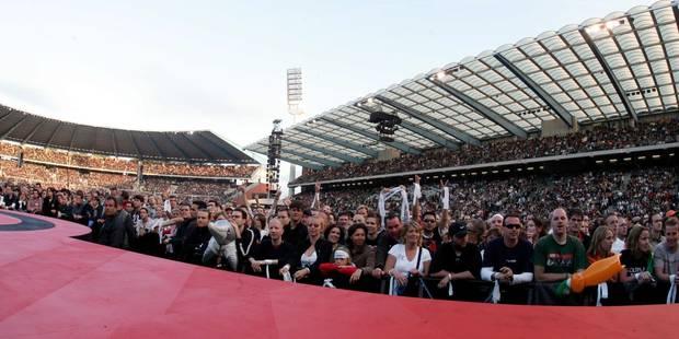 Concert de U2 au Heysel : des trains spéciaux affretés pour les spectateurs... mais uniquement pour les Flamands ! - La ...