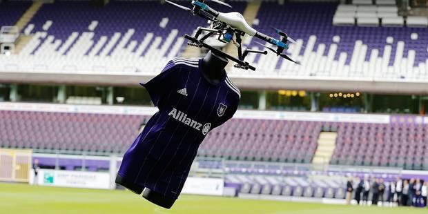 Allianz sponsorisera Anderlecht sur la scène européenne - La Libre