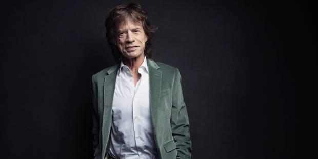 Mick Jagger flippe avec le Brexit et sort un nouveau morceau - La Libre