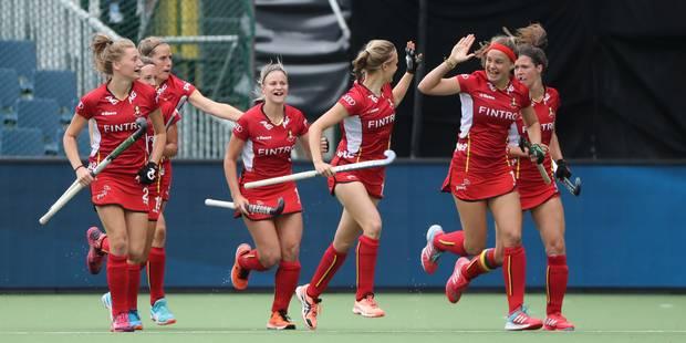 Hockey : les Red Panthers participeront à la Hockey Pro League, nouvelle compétition internationale - La Libre