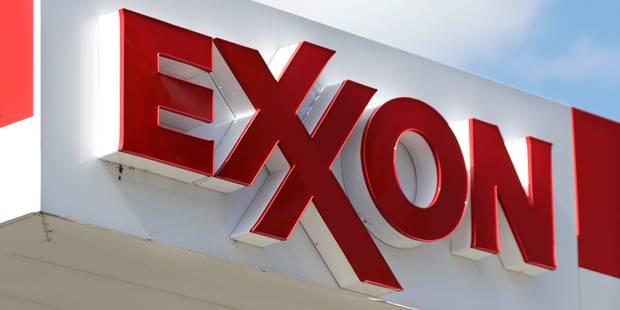 ExxonMobil : bénéfices au deuxième trimestre quasi doublés mais inférieurs aux attentes - La Libre