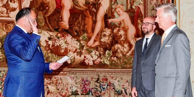 La séance historique qui a éjecté le PS du gouvernement wallon - La Libre