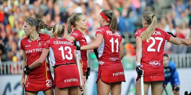 Hockey : les Red Panthers s'imposent 0-1 en amical face aux Néerlandaises, N.1 mondiales - La Libre