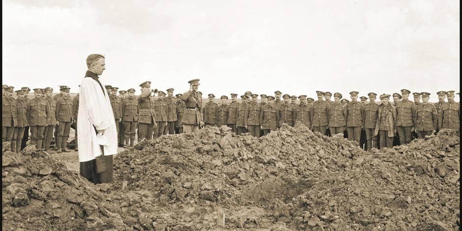 La bataille de Passchendaele, quatre mois de galère pour huit kilomètres (EVOCATION)
