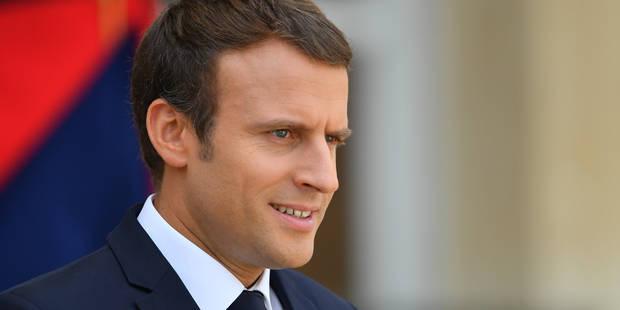France: Wikileaks publie 71.000 emails de la campagne de Macron - La Libre