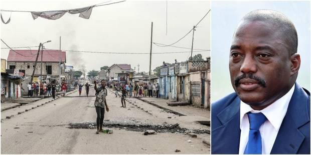 """Pourquoi Joseph Kabila embarrasse les dirigeants africains: """"De plus en plus de Congolais ont faim"""" - La Libre"""