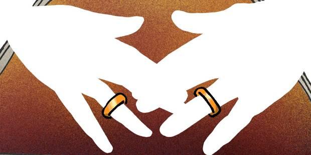Un mariage célébré par une religieuse? Oui, et alors? (OPINION) - La Libre