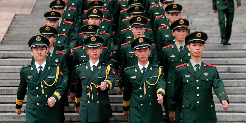 L'armée chinoise vaincra tout envahisseur - La Libre