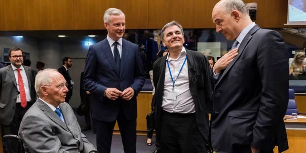 La Belgique largement bénéficiaire de son aide à la Grèce, mais pas forcément via les prêts bilatéraux - La Libre