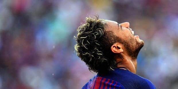 """Le PSG paiera la clause pour Neymar et compte le présenter en """"fin de semaine"""" - La Libre"""