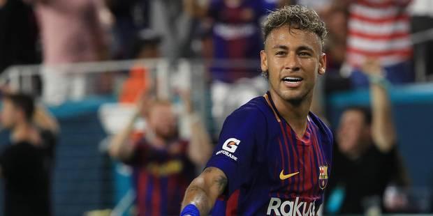 Neymar : La Liga a rejeté le paiement de la clause libératoire de 222 millions d'euros - La Libre