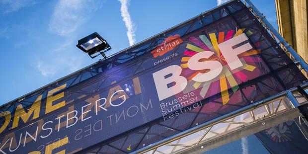 La 16e édition du festival BSF s'ouvre dimanche soir dans le centre de Bruxelles - La Libre