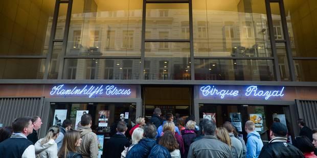 """Brussels Expo ne pourra exploiter le Cirque Royal : """"L'offre culturelle à Bruxelles est sabotée"""" - La Libre"""