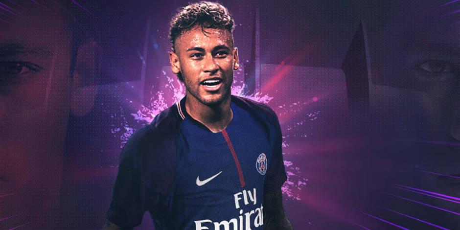 """Le """"transfert du siècle"""" est officiel: Neymar signe pour cinq ans au Paris Saint-Germain"""