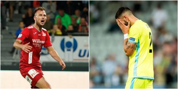 Europa League: La Gantoise et Ostende passent d'entrée à la trappe - La Libre