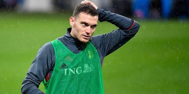 Vermaelen ne dit pas non à Anderlecht qui cherche un back gauche - La Libre