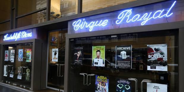 Avenir très incertain pour le Cirque Royal - La Libre