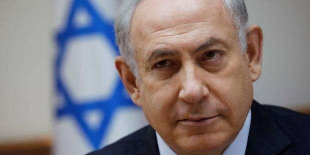 La pression judiciaire augmente sur Netanyahu - La Libre