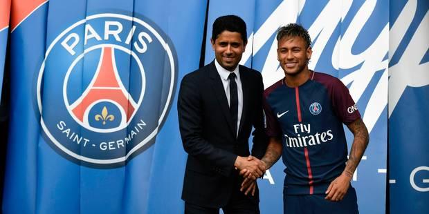 Neymar ou l'horreur économique du foot business (OPINION) - La Libre