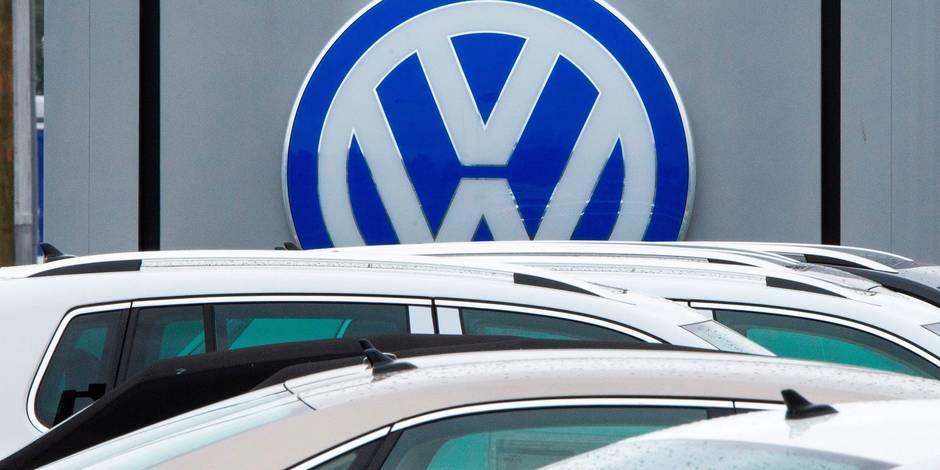 Dieselgate: un responsable de Volkswagen plaide coupable