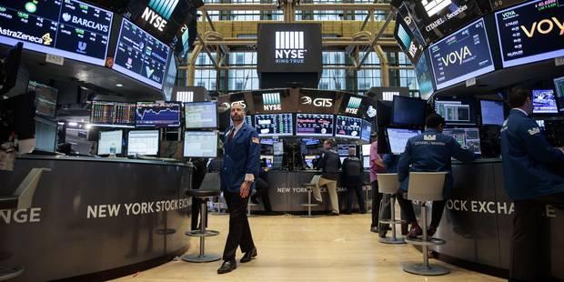 Wall Street: le Dow Jones accroche un 8e record d'affilée grâce à l'emploi américain - La Libre