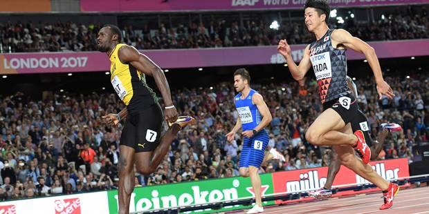 Mondiaux d'athlétisme: Bolt passe en demies sans trembler, tout comme Gatlin - La Libre