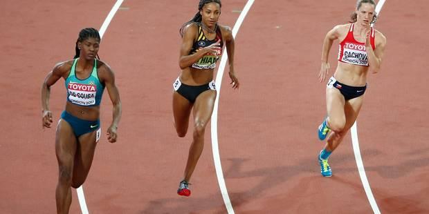 Mondiaux de Londres: Thiam réalise un bon 200m mais Schäfer reprend la tête de l'heptathlon, tout se jouera dimanche - L...