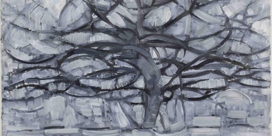 """Piet Mondrian, """"l'homme qui a tout changé"""" - La Libre"""