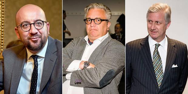 Charles Michel et le Roi décident de sanctionner le prince Laurent qui pourrait perdre 10% de sa dotation - La Libre