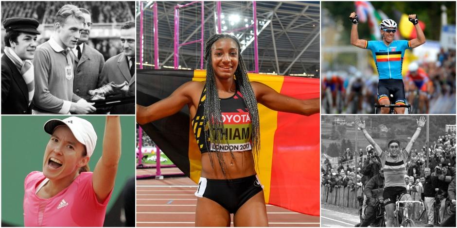 Nafi Thiam dans les temps des plus grands sportifs belges: qu'avaient-ils réalisé à son âge ? - La Libre