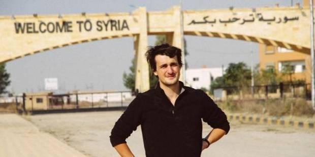 Loup Bureau, l'étudiant de l'Ihecs détenu en Turquie, pourrait être transféré dans une prison plus isolée - La Libre