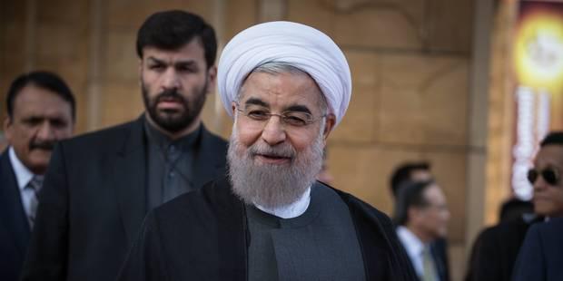 Iran: critiques contre Rohani qui présente un gouvernement sans femme - La Libre