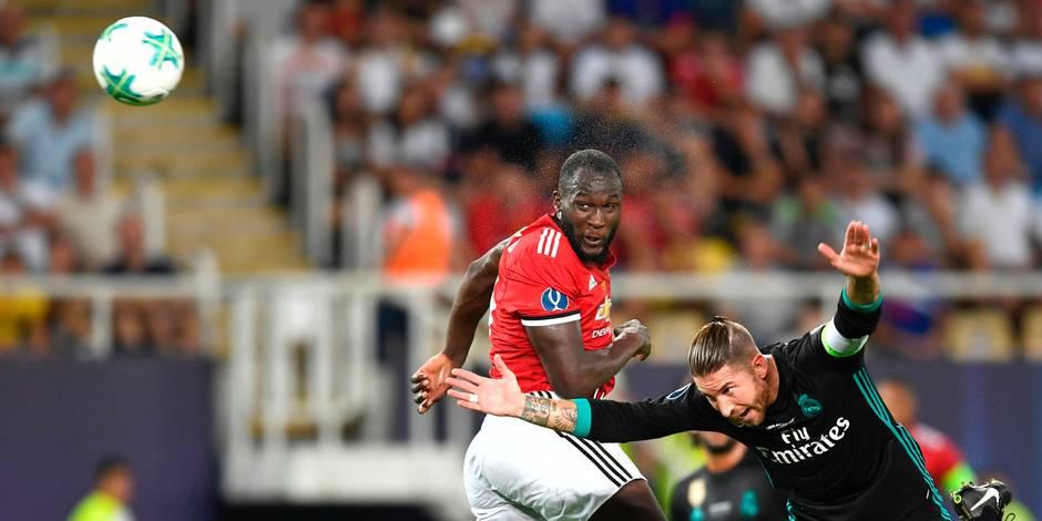 Lukaku ouvre son compteur buts contre le Real (VIDÉOS)