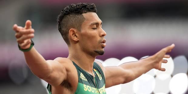 Van Niekerk champion du monde du 400m, Bosse champion du 800m - La Libre