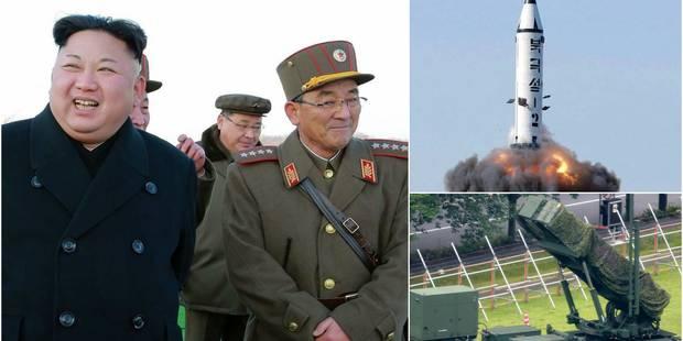 """Menaces de missiles nord-coréens : """"C'est stupide de dévoiler son plan d'attaque militaire, mais il y a une raison derri..."""
