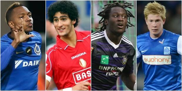Izquierdo, Fellaini, Lukaku, De Bruyne,... les clubs anglais ont acheté pour 230 millions de joueurs à la Belgique - La ...