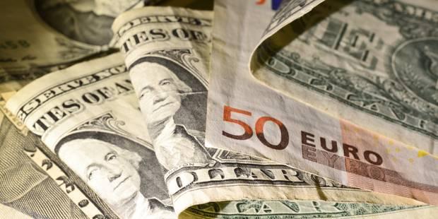 L'euro repart à la hausse face à un dollar lesté par l'inflation américaine - La Libre