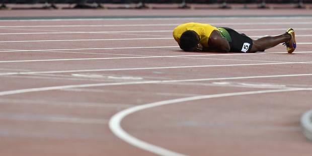 Mondiaux: Le roi Bolt foudroyé sur 4x100m pour sa dernière course ! - La Libre
