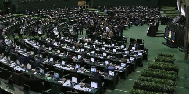 L'Iran renforce son armée d'élite et son programme de missile en réponse aux sanctions américaines - La Libre