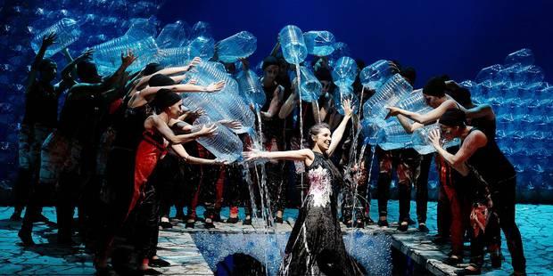 Opéra : Rossini et la guerre de l'eau - La Libre