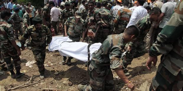 La mousson fait des ravages en Inde et au Népal: au moins 94 morts - La Libre