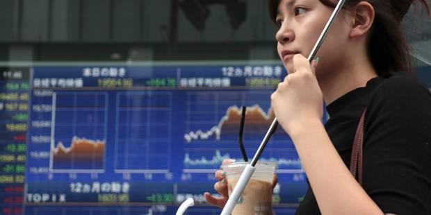 Le Japon confirme une embellie économique inédite depuis 11 ans - La Libre