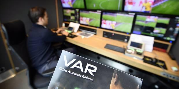 Voici les trois raisons pour lesquelles l'arbitrage vidéo ne fonctionne pas (encore) en football - La Libre