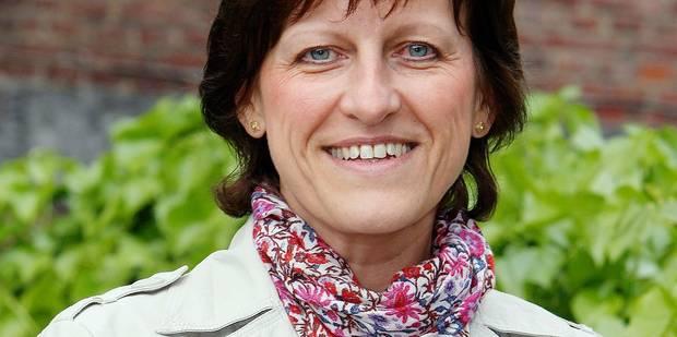 Linda Musin, ex-bourgmestre de Fléron, s'en est allée - La Libre