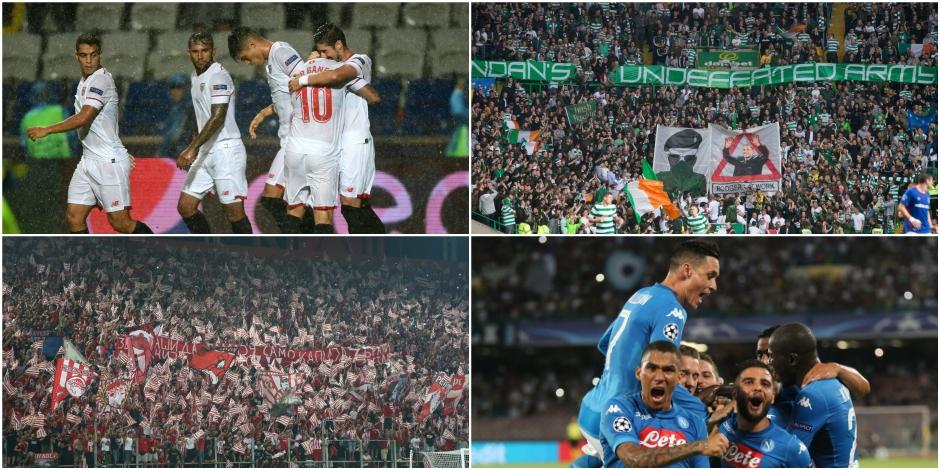 Barrages aller de Ligue des Champions: tous les résultats