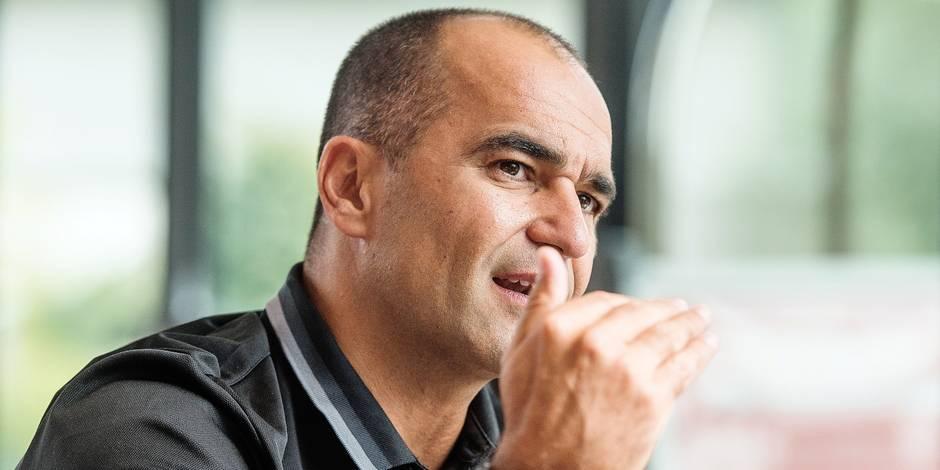 """Roberto Martinez: """"Avant, on avait 20 joueurs. Désormais, on en suit 57"""" - La Libre"""